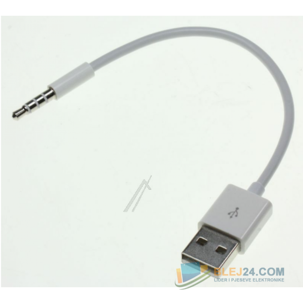 Adapter  3.5MM JACK NE USB PLUG per APPLE