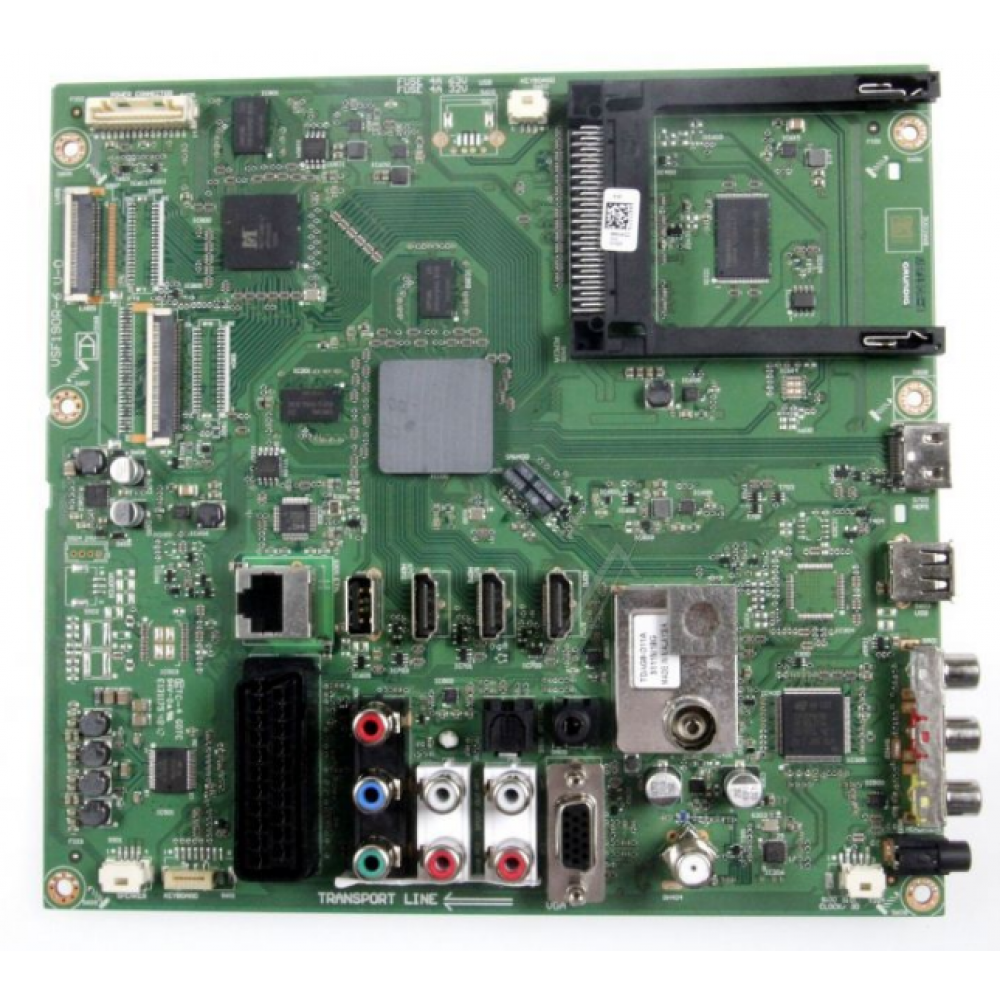 Grundig Main 275991196600 MBQ110 VSF190R-6