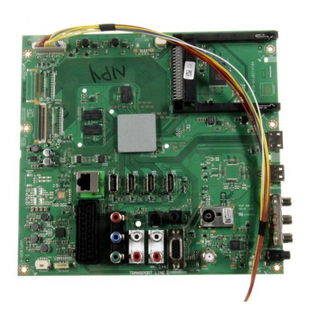 Grundig Main 275991211100 VXP190R-4