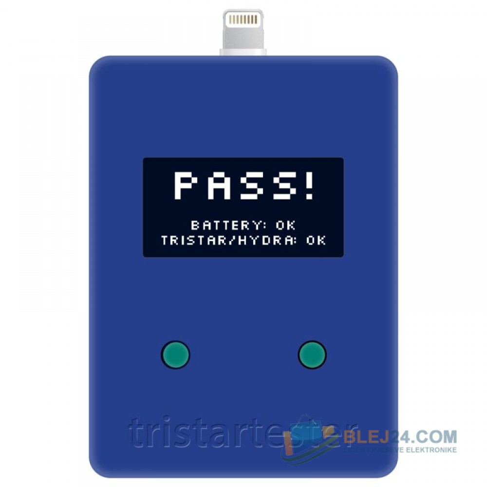 TRISTAR / HYDRA TESTER FOR IPHONE, IPAD