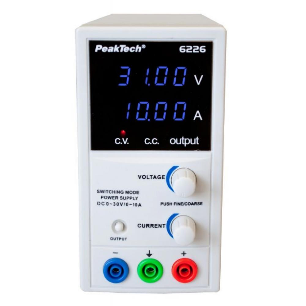 Krijues I tensioneve DC 0-30V / 0-10 Amper