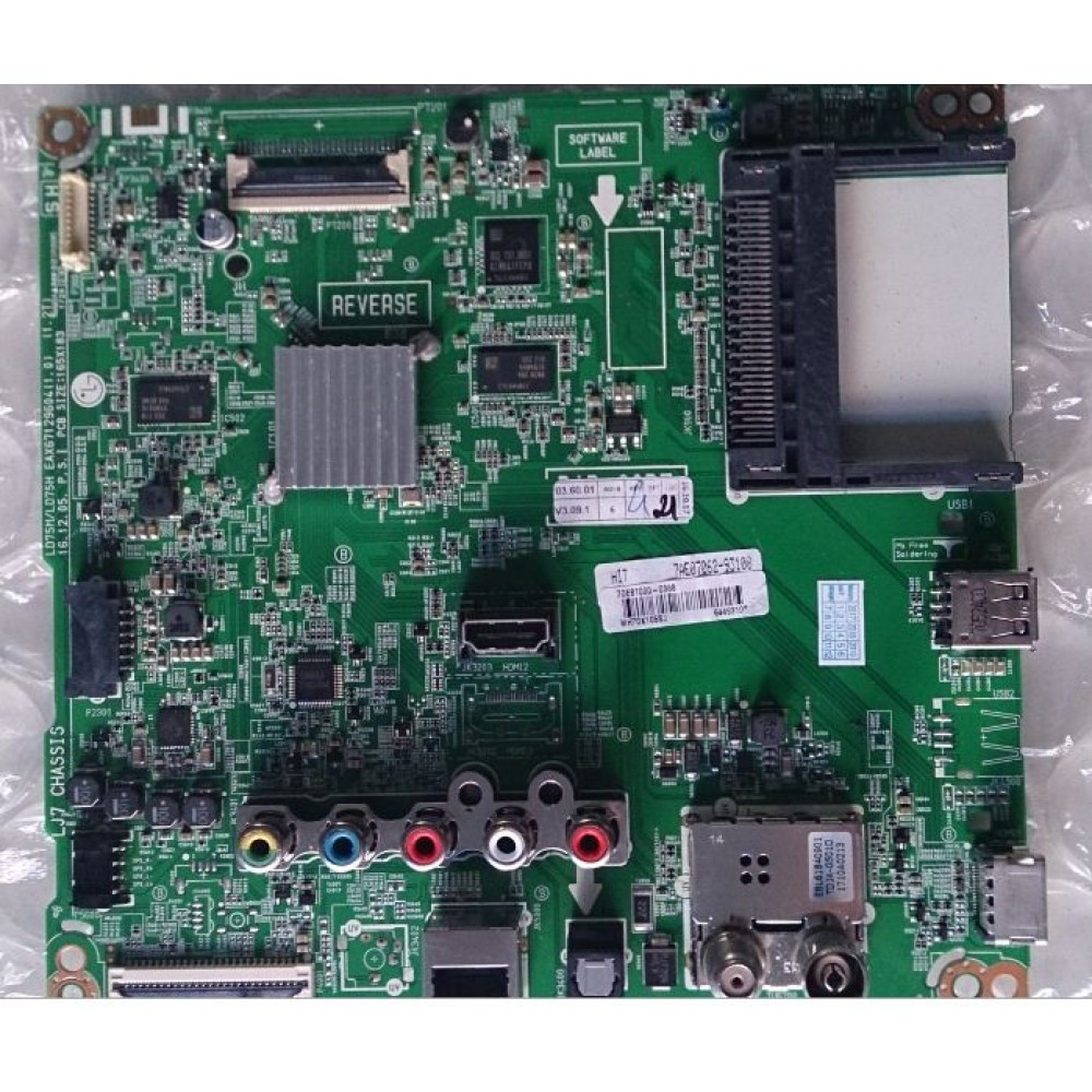 LG MAIN EAX67129604 / 64493106