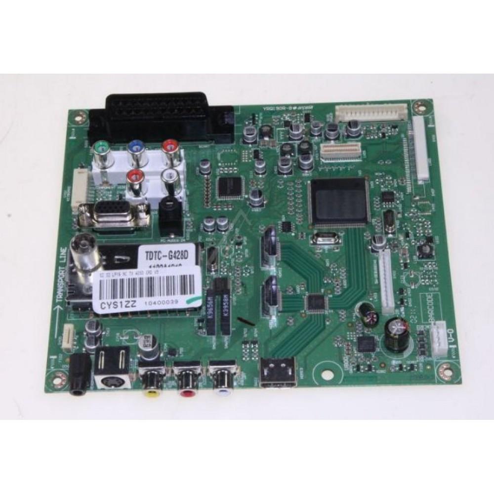 Grundig Mainboard  275991072600 / YRQ190R-8