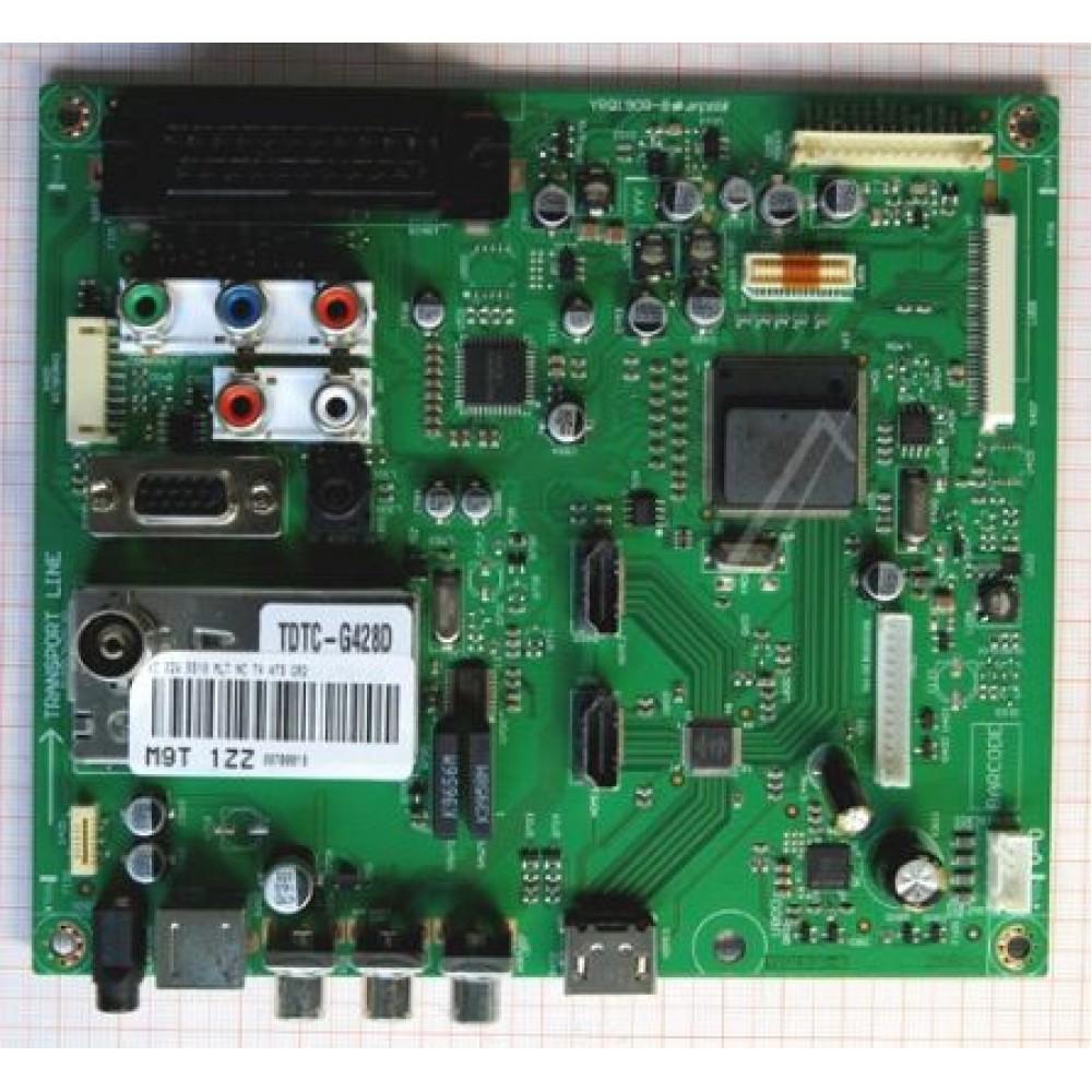 Grundig Mainboard 275991077600 / YRQ190R-8