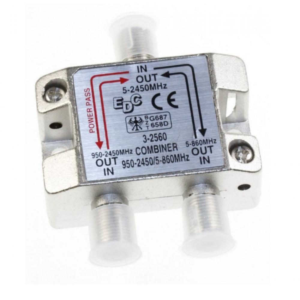 Shperndares special i sinjalit SAT dhe antenes 5-2450MHz