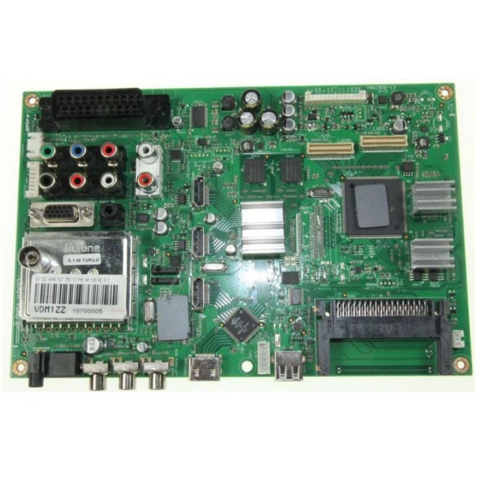Grundig Mainboard 275991116700  / YNG190R-13