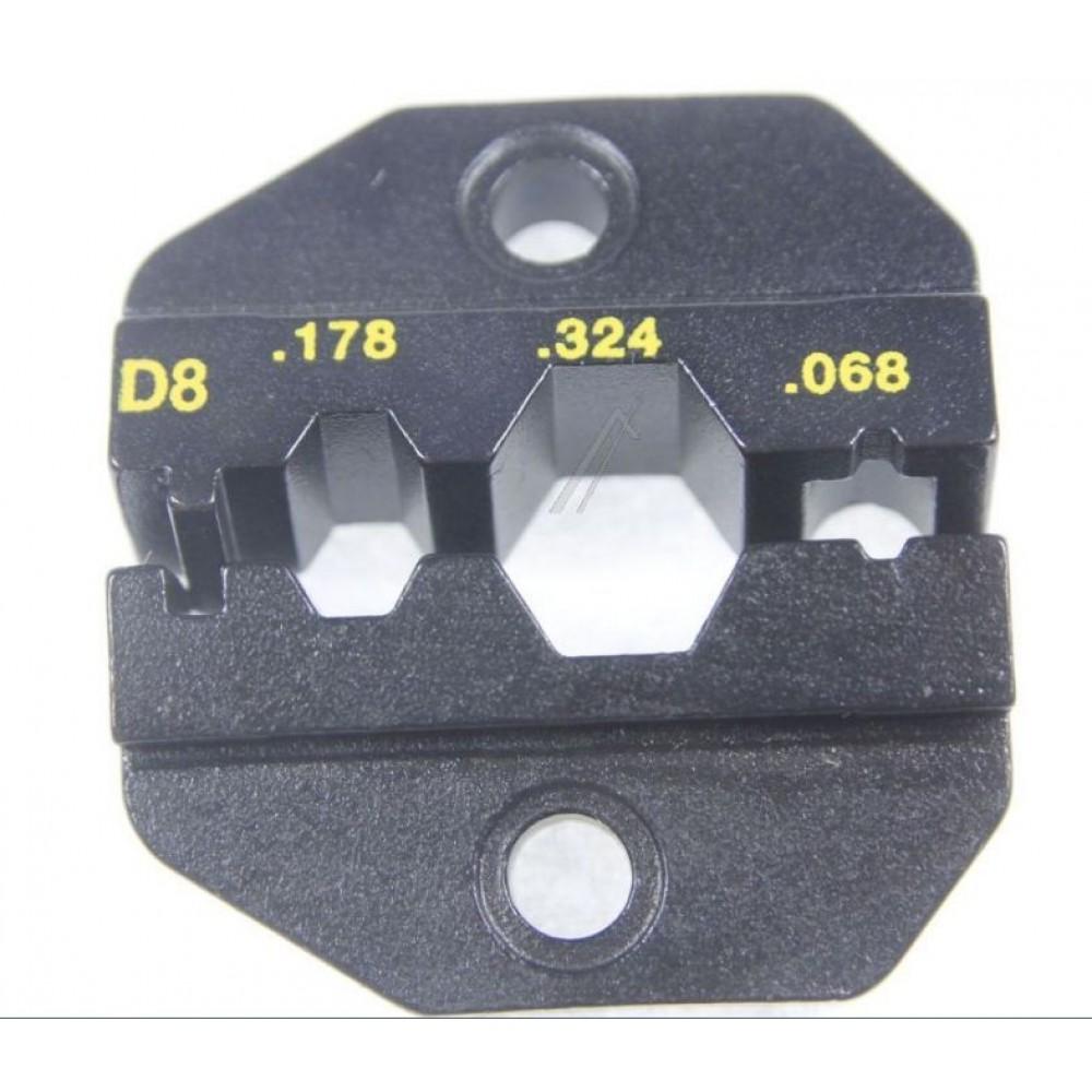 Mollza per konektor  RG58/6/174