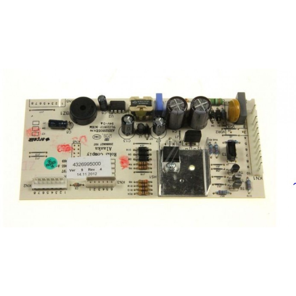 CONTROL BOARD ASSY L60400NE_BLOMBERG