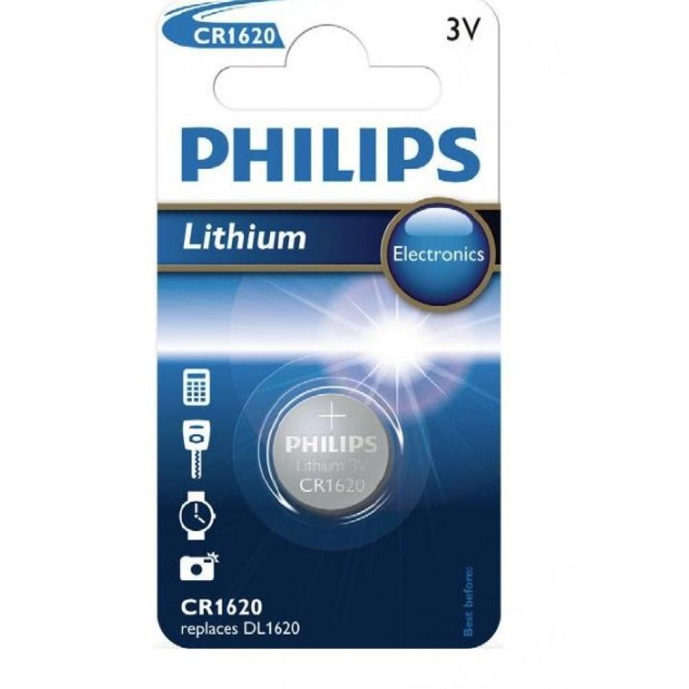 Philips bateri CR1620 3Volt