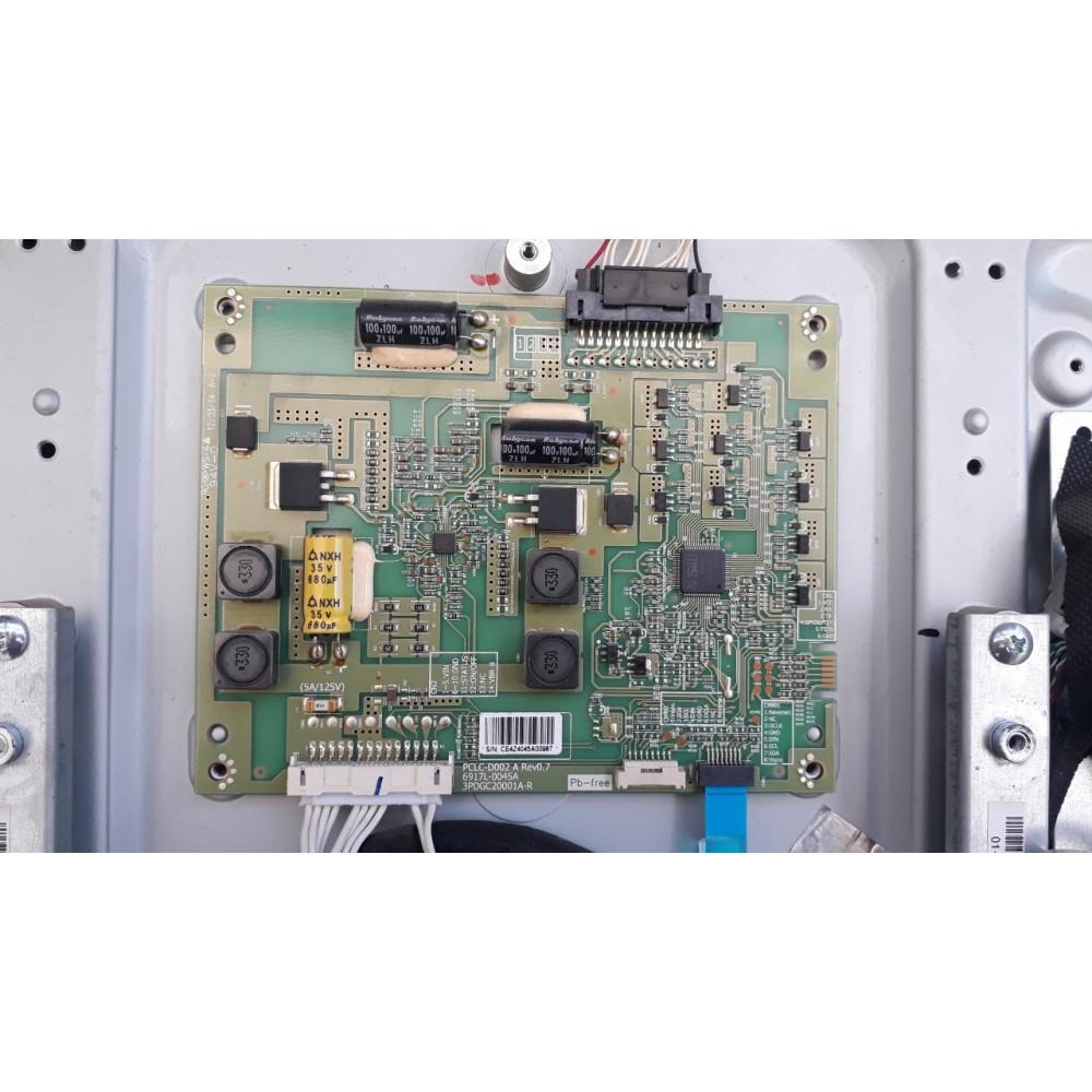 Inverter PCLC-D002 A Rev0.7 / 6197L-0045A