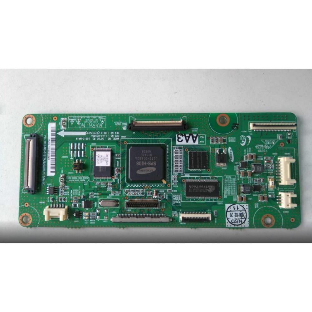 T-CONN  PLLAZMA SAMSUNG  LJ92-01517A LJ41-05309A