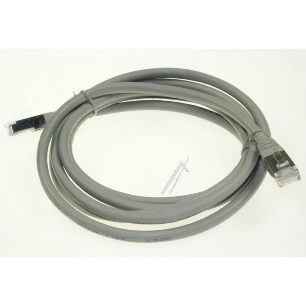 2m kabell CAT6 RJ45  S/FTP per internet