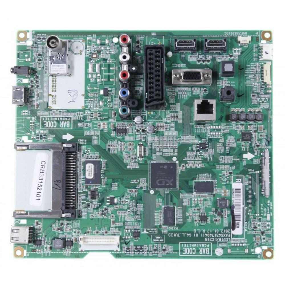 LG Mainboard CRB33152101 / EAX64909901