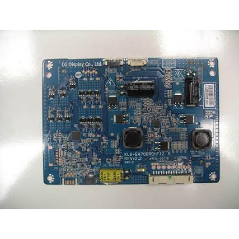 Inverter KLS-E470DRGHF12 Rev:0.2