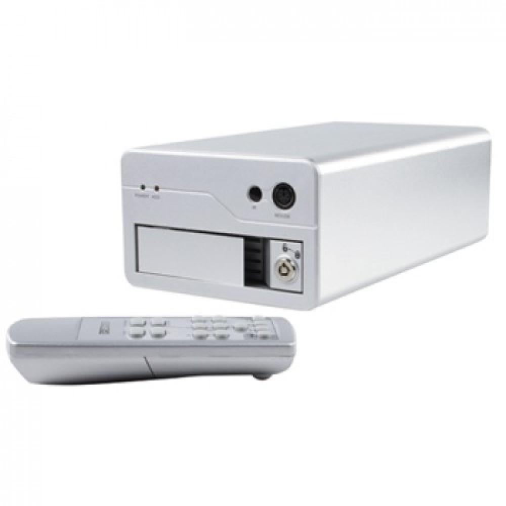 DVR me 4 kanale, USB dhe teledirigjues