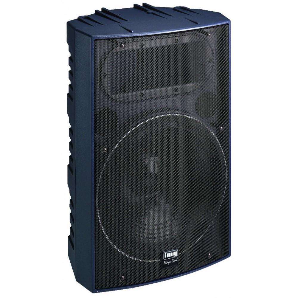 Professional PA speaker system, 300 W, 8 Ω PAB-515/BL