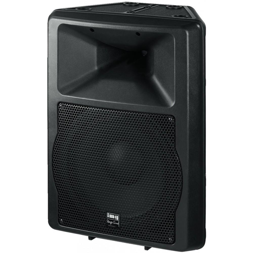 DJ and power speaker system, 250 W, 8 Ω PAB-112MK2