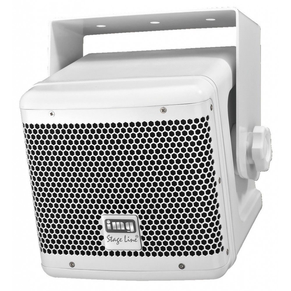 Weatherproof high-performance PA speaker system, 50 W PAB-52WP/WS