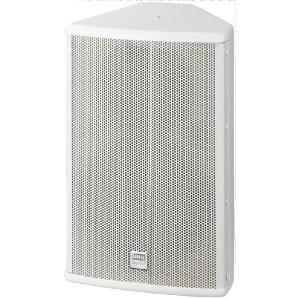 Universal PA speaker systems, 125 W, 8 Ω PAB-308/WS
