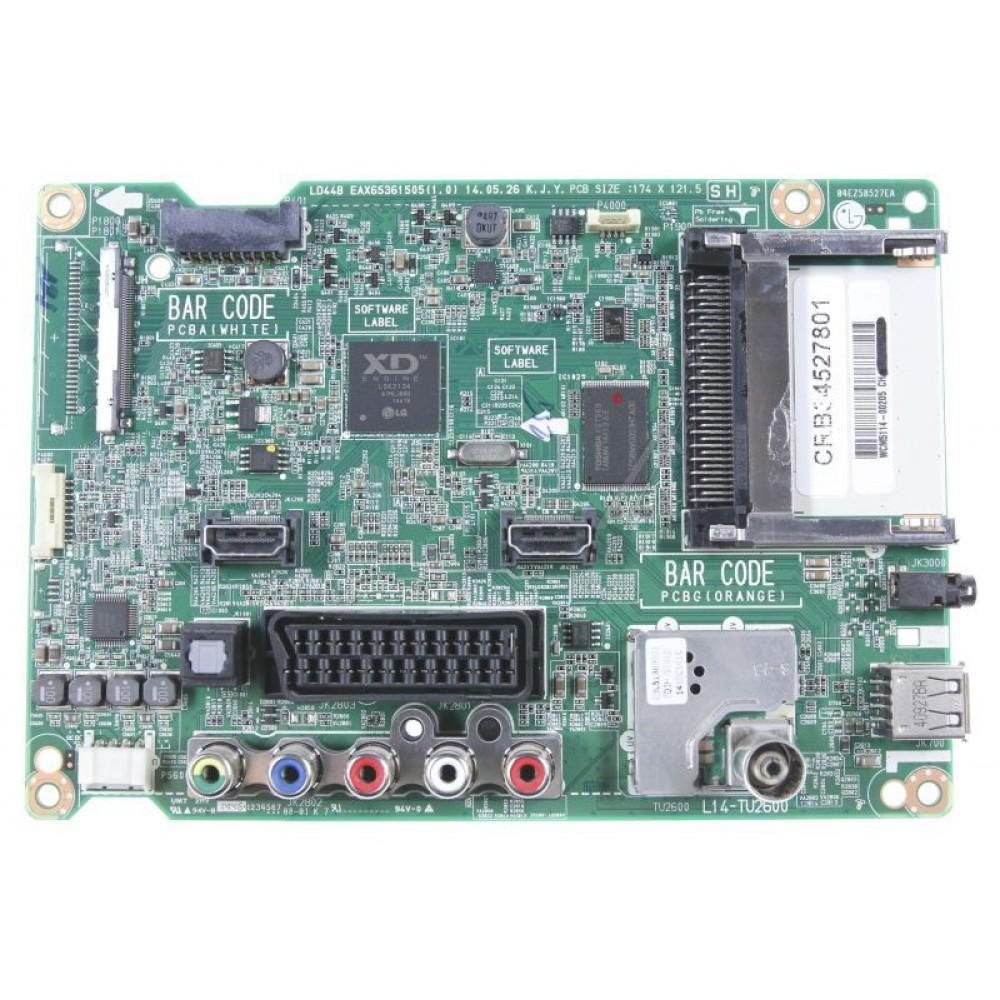 LG Mainboard CRB34527801 / EAX65361505
