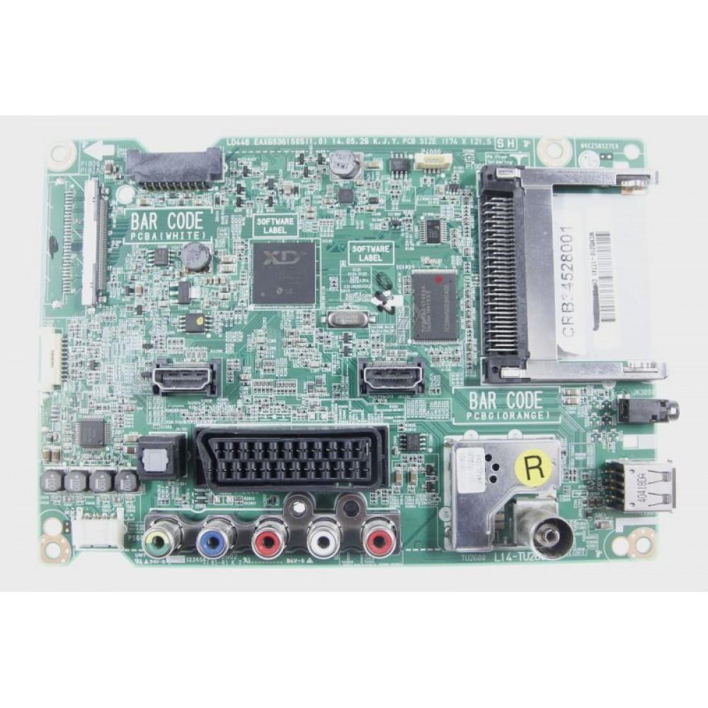 LG Mainboard CRB34528001 / EAX65361505