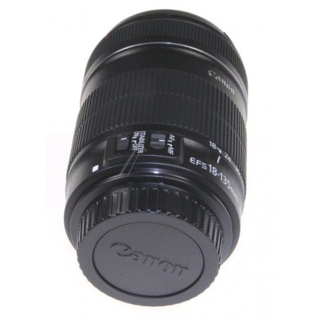 CANON EF-S OBJEKTIV 18-200/3,5-5,6 IS