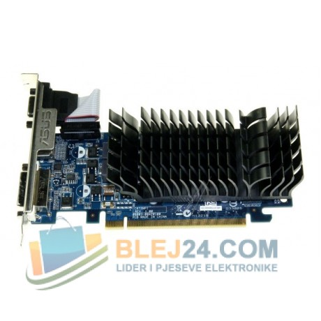 GEFORCE 210 ASUS 1Gb Kartel grafike 210SLTC1GD3L