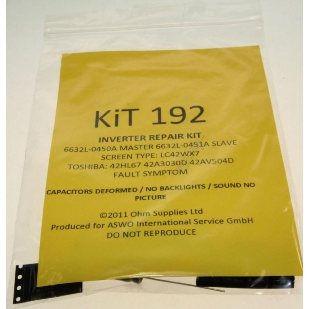 KIT192 - Set per riparim 6632L-0450A MASTER dhe 6632L-0451A SLAVE