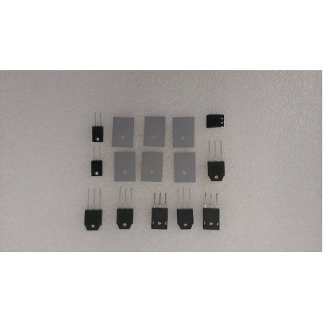 KIT244 - Set per riparim Samsung LJ41-06153A / LJ92-01611A