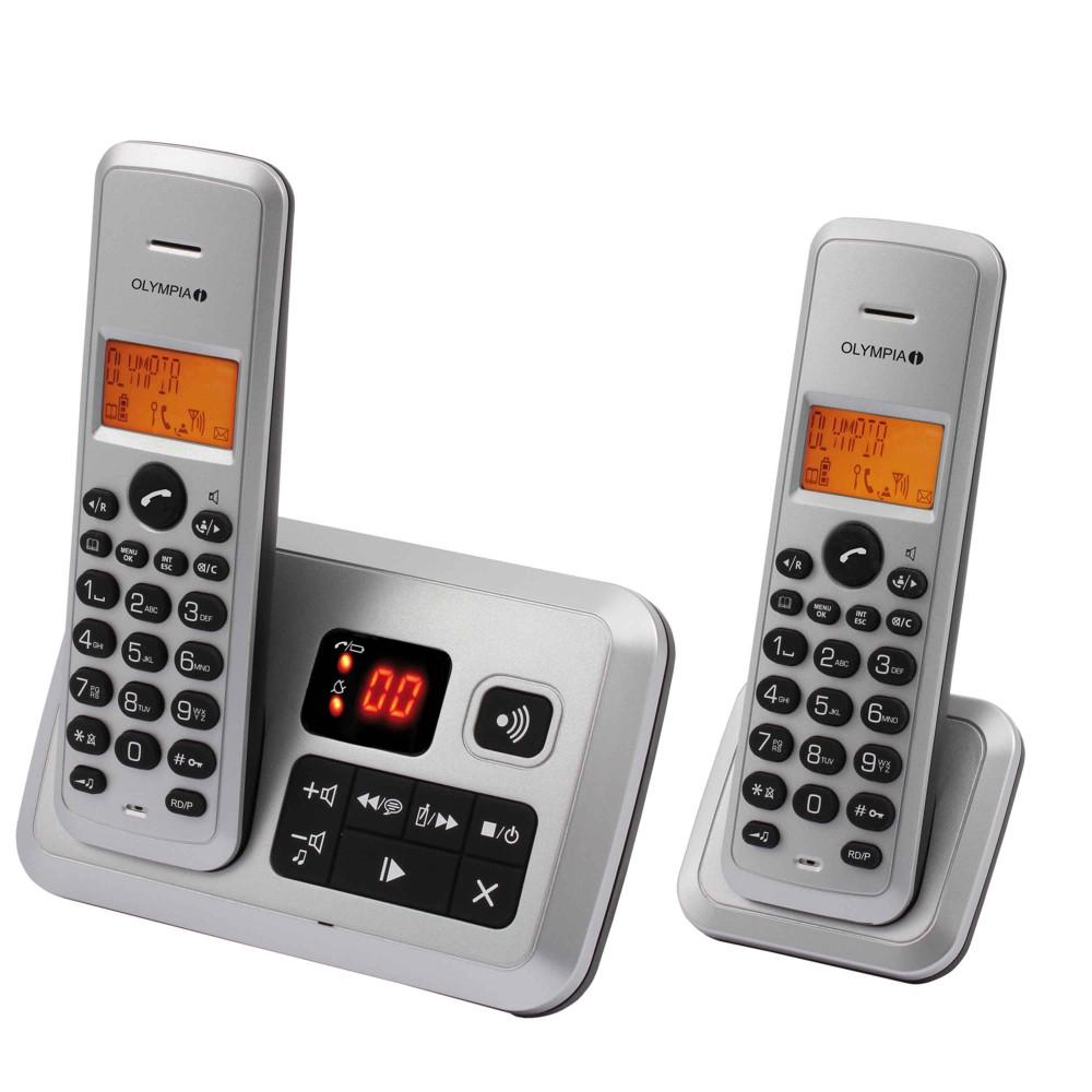 Telefon fiks pa kabell me baze shtese