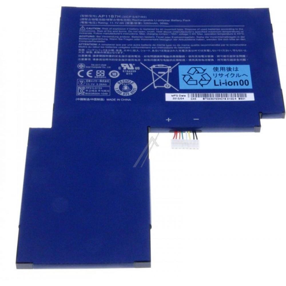 Bateri per Tablet ACER - 11,1 V / 3,26 Ah