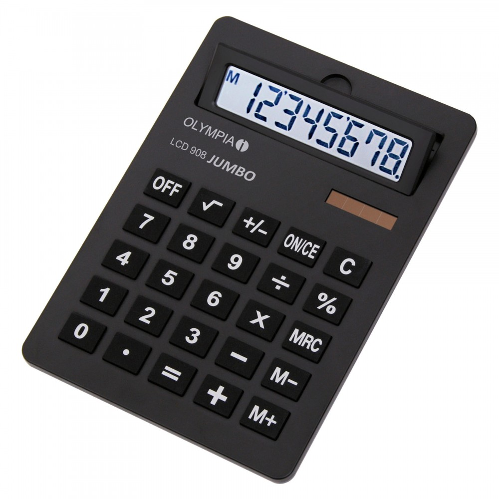 Kalkulator me madhesi sa fleta A4