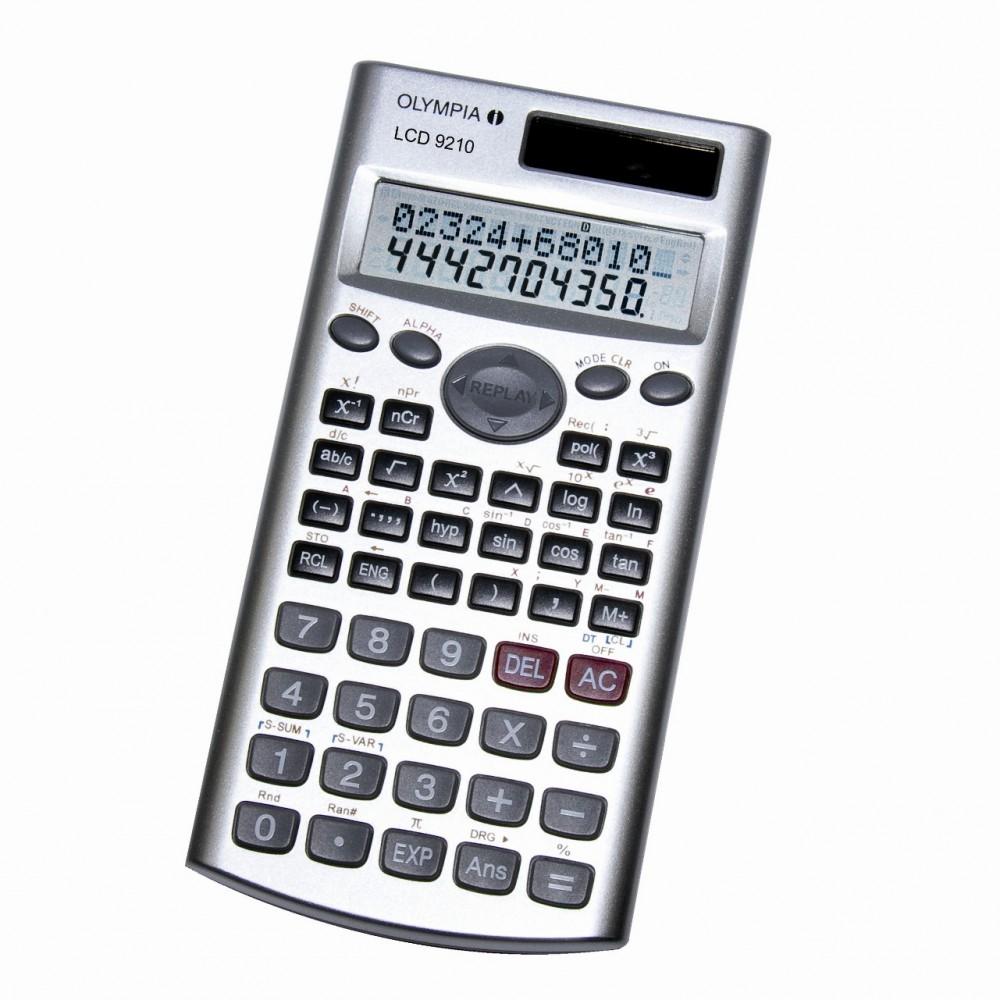 Olympia gjerman kalkulator Shkencor Me 240 Funksione te ndryshme