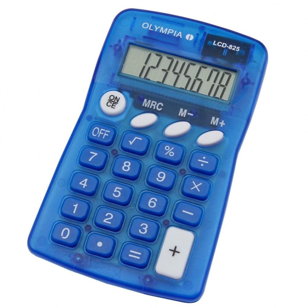 Kalkulator xhepi - ngjyre e kaltert