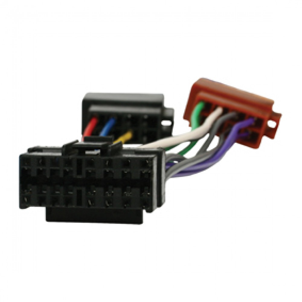 Adapter kabell per auto radio JVC