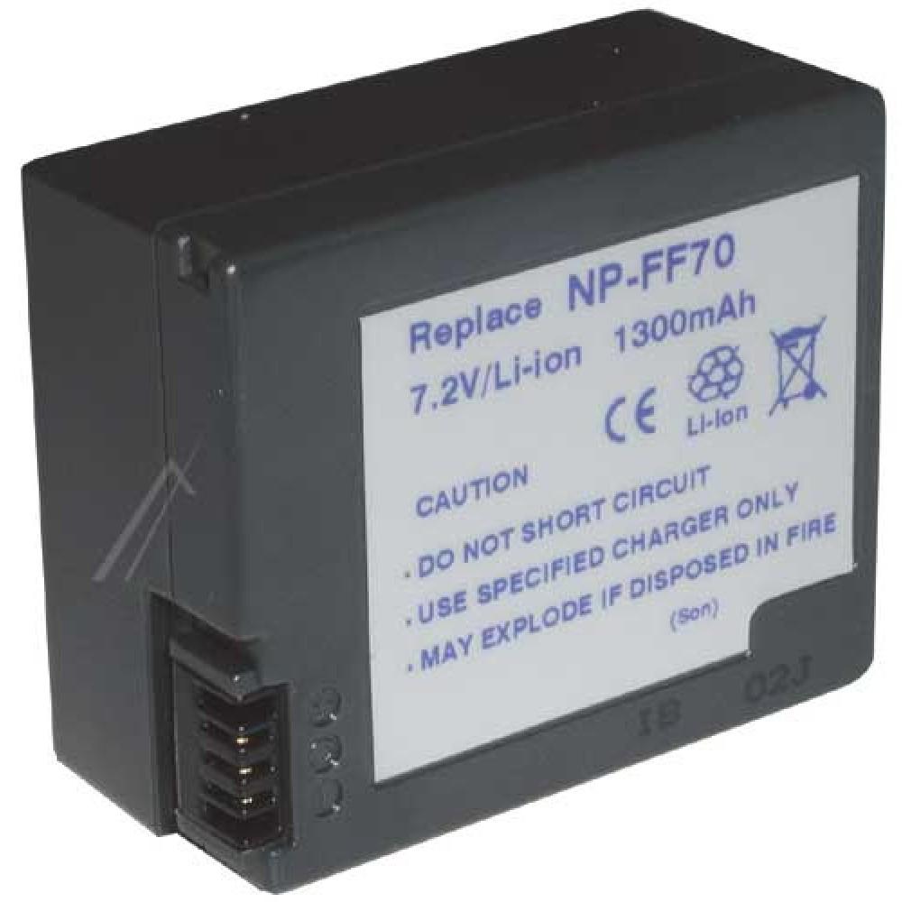 Bateri kamere per SONY NP-FF70,NP-FF71,NP-FF71S