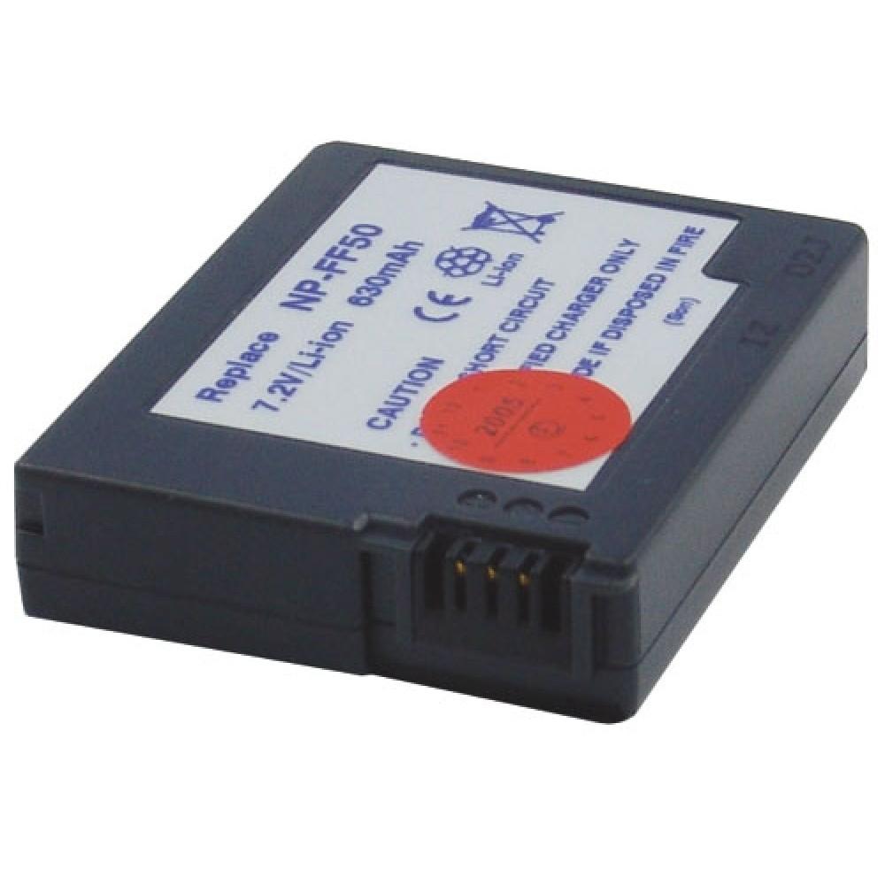 Bateri kamere SONY NP-FF50