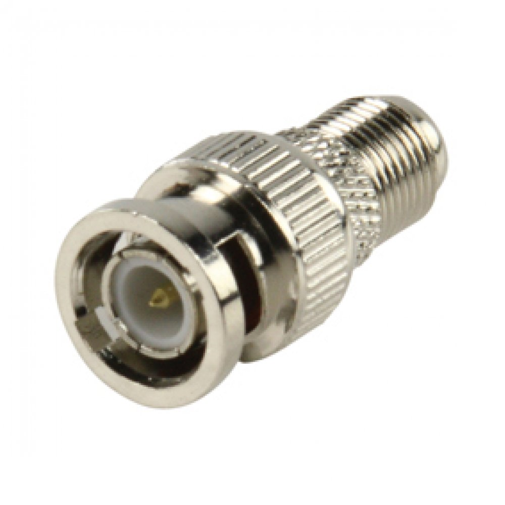 Adapter BNC spin/ F-prize HIGH QUALITY