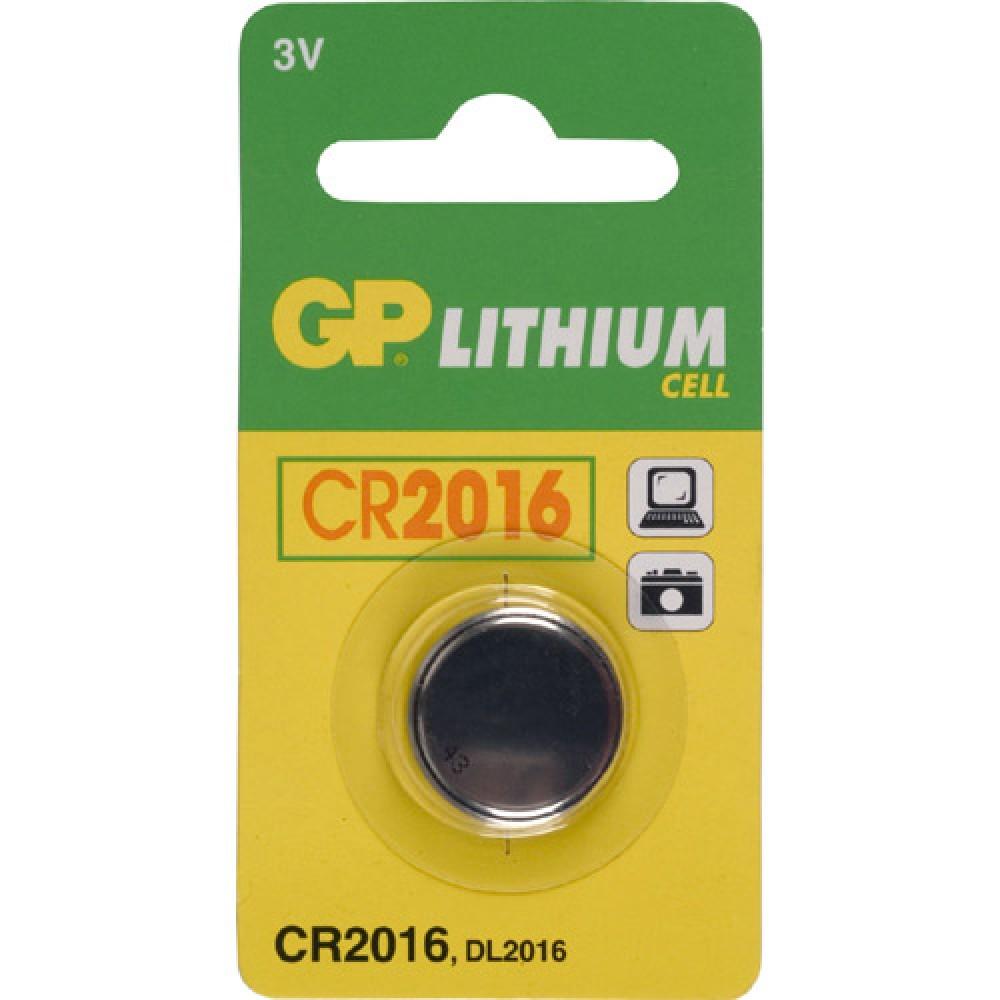 Bateri CR2016 / 3,0V 72MAH