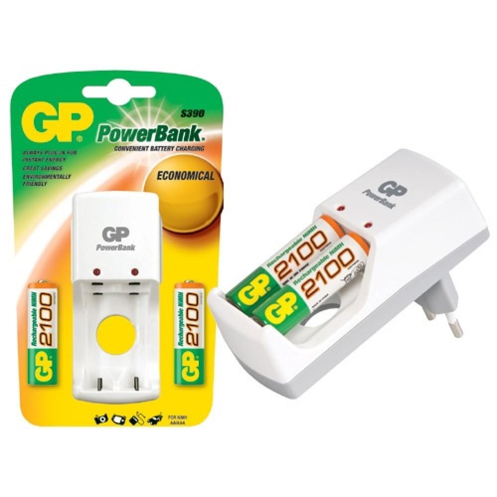 Mbushes Me 2 Bateria GP 2100mA automatik