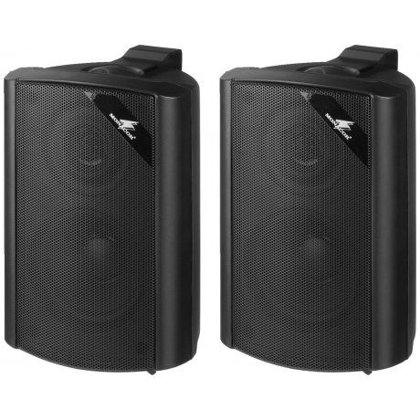 MKS-34/SW Pairs of 2-way speaker systems, 30 W, 4 Ω