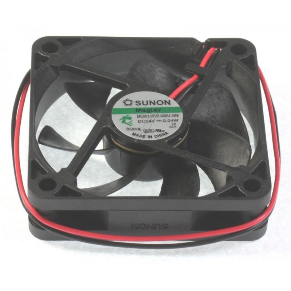 Ventillatore 60x60x15mm / 24V