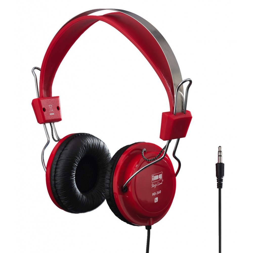 MD-360 Stereo headphones