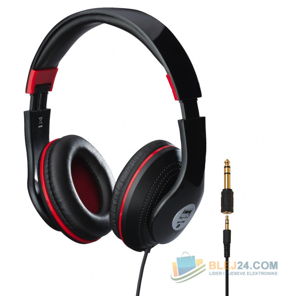 MD-390 Stereo headphones
