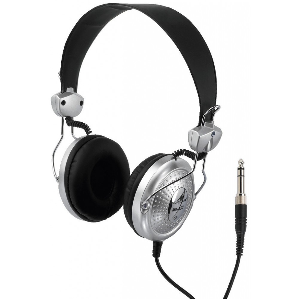 MD-350 Stereo headphones