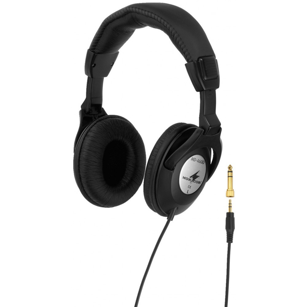 MD-4600 Stereo headphones