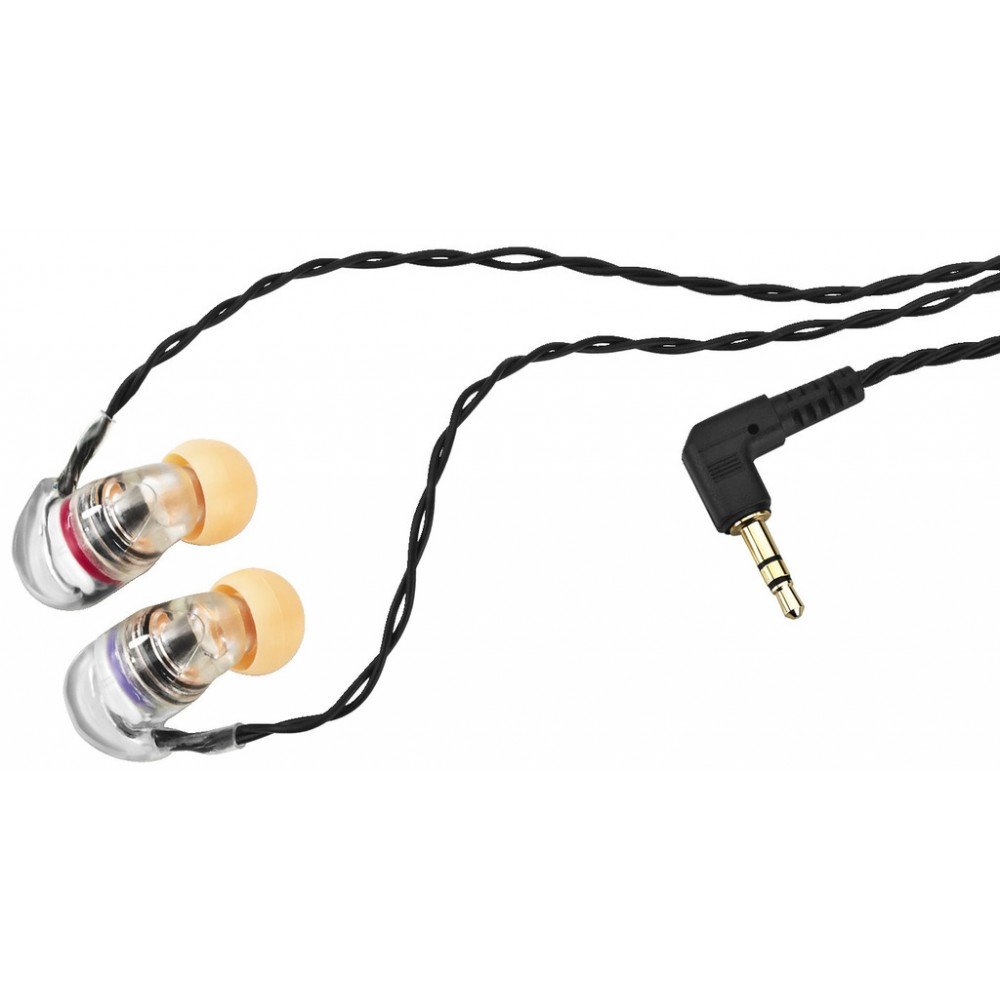 IMS-10EP In-ear stereo monitoring earphones
