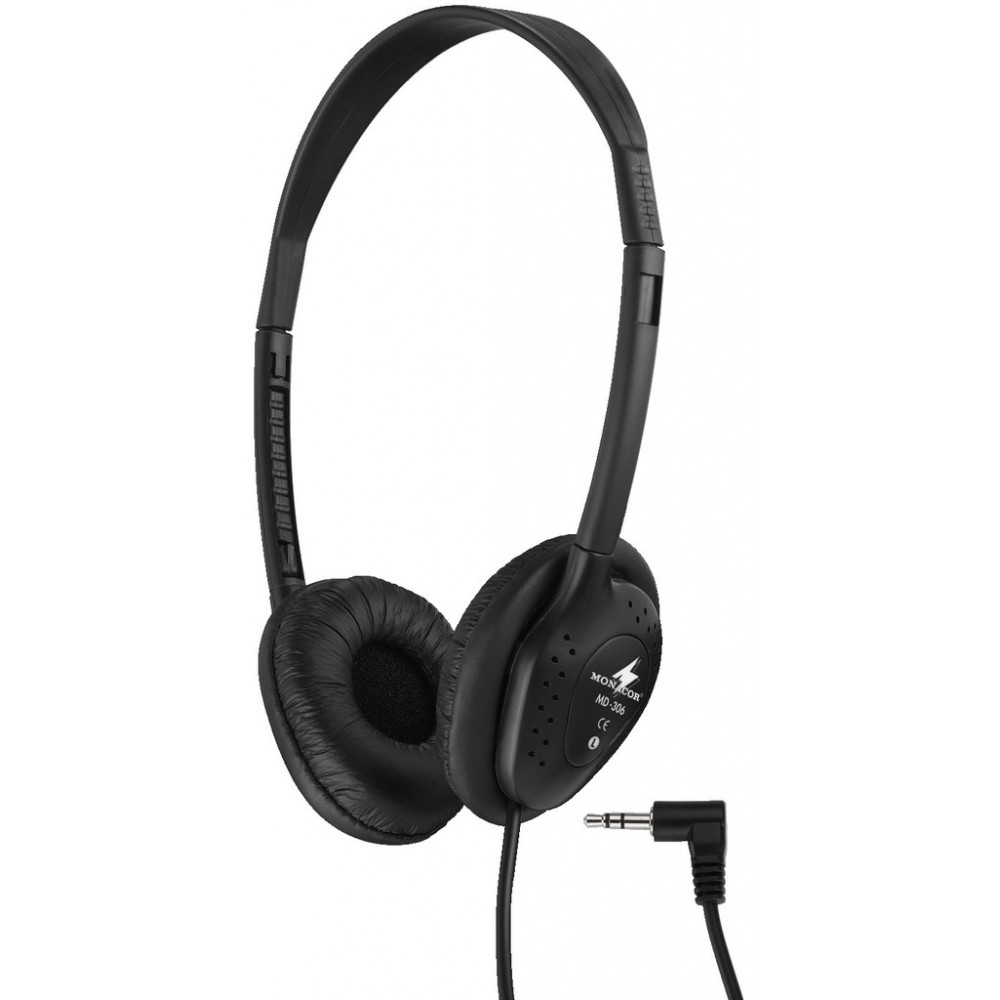 MD-306 Stereo headphones