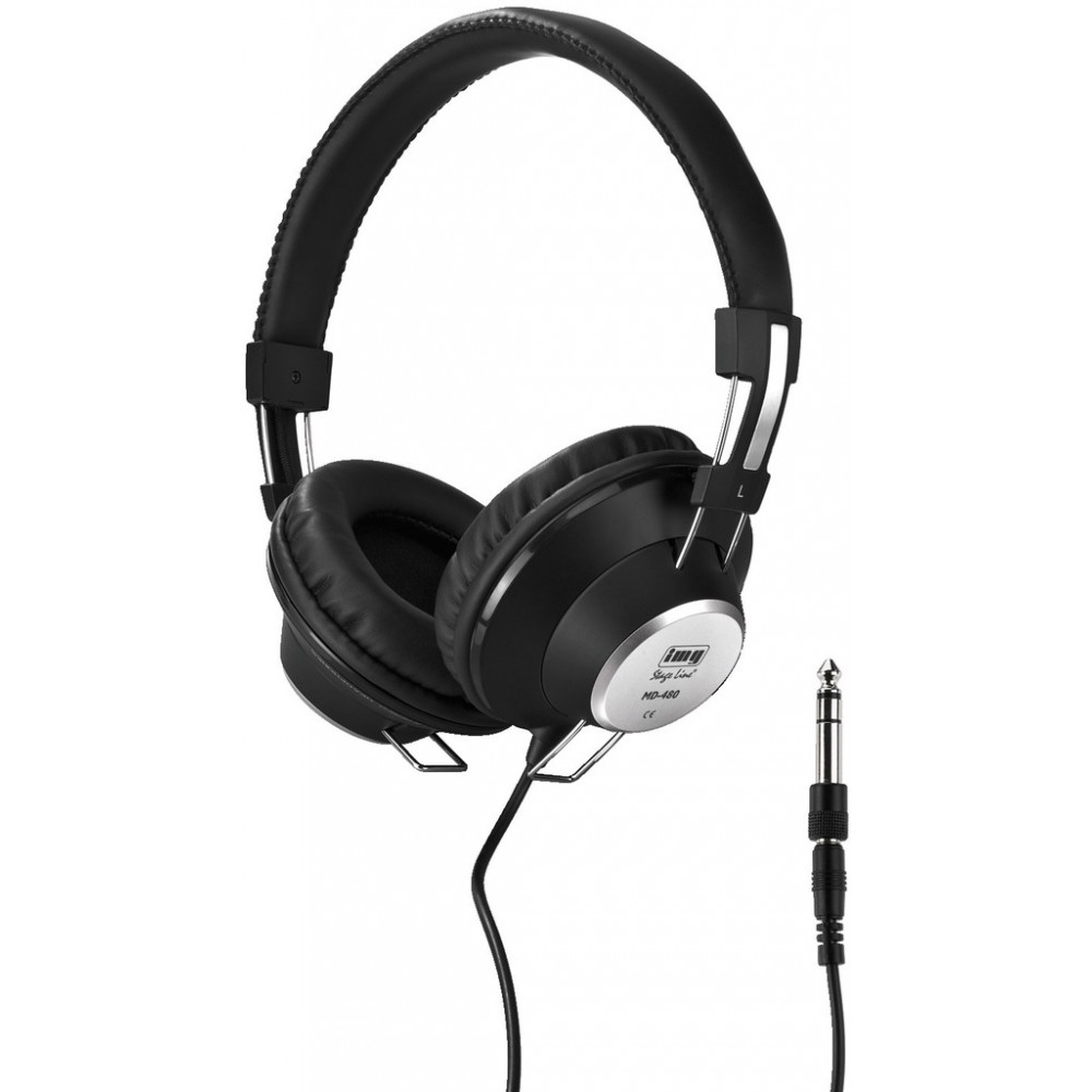 MD-480 Stereo headphones