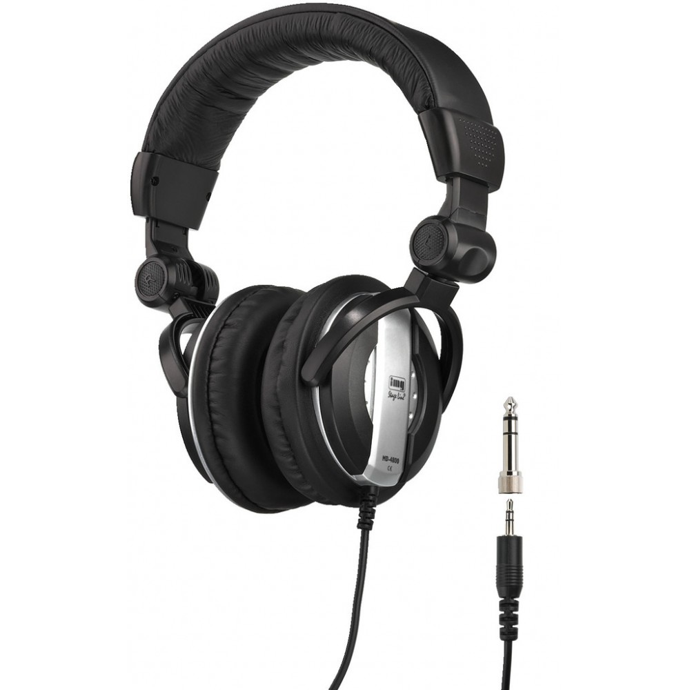 MD-4800 DJ stereo headphones